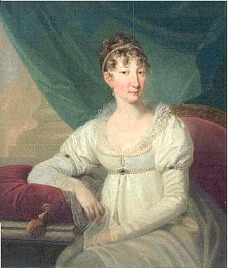 Maria Ludovika of Austria-Este - Image: Maria Ludovica d'Austria Este