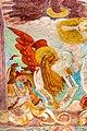 Maria Saal Arndorfer Straße Pestkreuz 1523 Gewölbemalerei Evang. Markus 04022019 6498.jpg