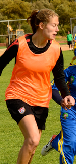 Marian Dougherty American soccer player