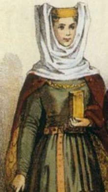 Marie de Brabant.