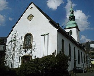 Siegen - Marienkirche.