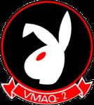 Marine Tactical Electronic Warfare Squadron 2 (US Navy) inignia 1977.png