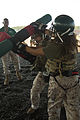 Marine recruits compete in simulated bayonet battles on Parris Island 131030-M-LQ078-074.jpg