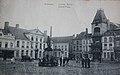 Markt, Zottegem (historische prentbriefkaart) 11.jpg