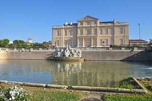 Château Borély - Image: Marseille Château Borély(11)