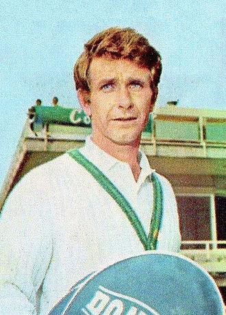 Martin Mulligan - Image: Martin Mulligan 1968