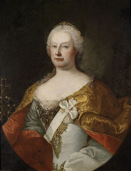 Soubor:Martin van Mytens (workshop) Portrait Maria Theresia.jpg
