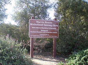 Marvin Braude Mulholland Gateway Park - Marvin Braude Mulholland Gateway