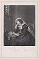 Mary Queen of Scots, on the evening preceding her execution Met DP890126.jpg