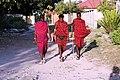 Masaai souvenir seller.jpg