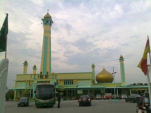 Kajang - Kajang Mosque