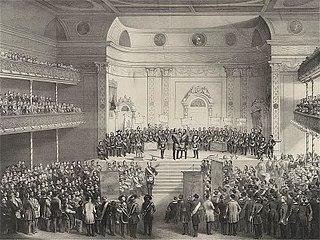 Winter Garden Theatre (1850) Former theatre in Manhattan, New York City (1850-1867)