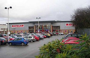 Matalan - Branch in former branding in Greengates, Bradford.