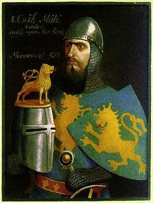 Matthew II Csák - Image: Matthew II Csák