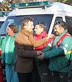 Mauricio Macri entregó medallas a personal del SAME (7450908256).jpg