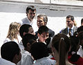 """Mauricio Macri inauguró el programa """"Quinquela va a la escuela"""" (8148100643).jpg"""