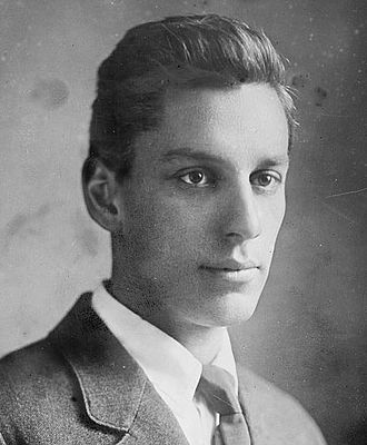Max Eastman - The young Max Eastman.