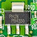 Maxtor DiamondMax Plus 9 80GB - controller - PB4350-9708.jpg