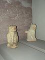 Mayas, Révélation d'un temps sans fin - porte étendars jaguar assis 1.JPG
