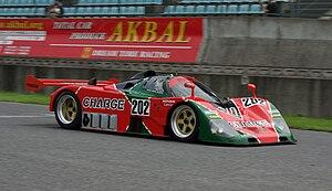 Mazda 767 - Mazda 767B Central Circuit, Hyōgo Prefecture