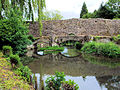 Medieval Bridge Over the River Lark, Abbey Gardens - Bury St Edmunds. (2015-05-20 12.58.33 by Jim Linwood).jpg