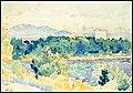 Mediterranean Landscape with a White House MET DT3253.jpg