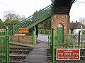Medstead and Four Marks Station, Mid Hants Railway - geograph.org.uk - 370211.jpg