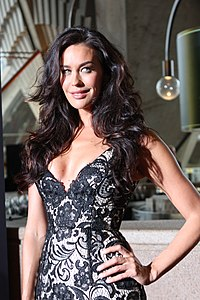 Megan Gale in January 2012.jpg