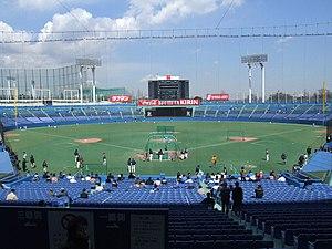 Meiji Jingu Stadium - Meiji Jingu Stadium