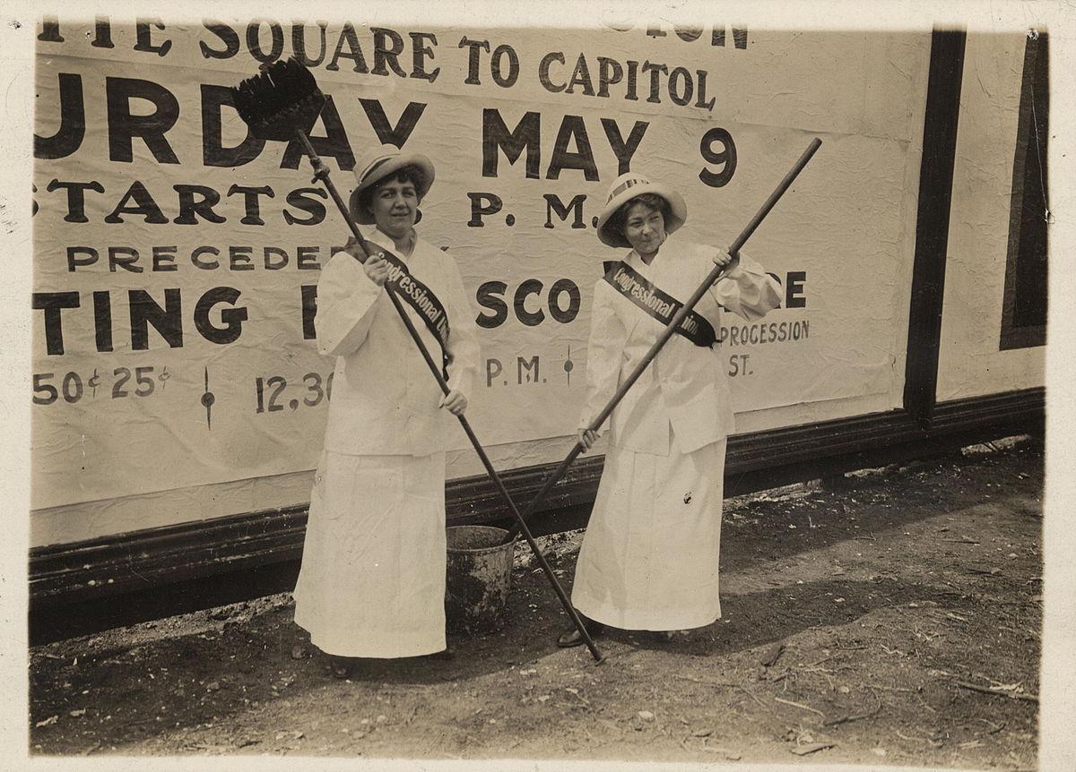 Congressional Union For Woman Suffrage Wikipedia