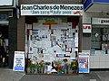 Memorial to Jean Charles de Menezes - geograph.org.uk - 189737.jpg