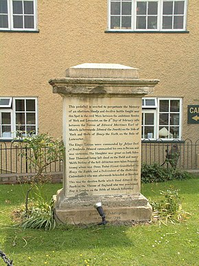 Memorial to the Battle of Mortimer Cross - geograph.org.uk - 411904.jpg