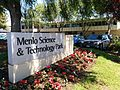 Menlo Science and Technology Park entrance 03.jpg