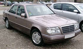 Mercedes-Benz Type 124