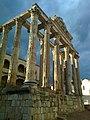 Merida Templo de Diana Badajoz 3- Luis Pita.jpg