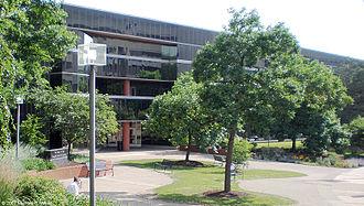 Joseph M. Katz Graduate School of Business - Mervis Hall, home of the Katz Graduate School of Business