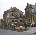 Methodist Sunday School, south end, Linthwaite - geograph.org.uk - 496014.jpg