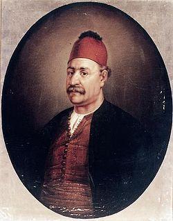 Ο Ανδρέας ΜιαούληςΕλαιογραφία, Εθνικό ιστορικό μουσείο