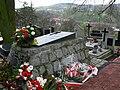 Miasteczko Krajeńskie, cmentarz katolicki, grób Michała Drzymały (Piotr).jpg