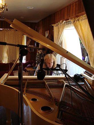 Michael Caruso (musician) - Michael Caruso – In The Studio