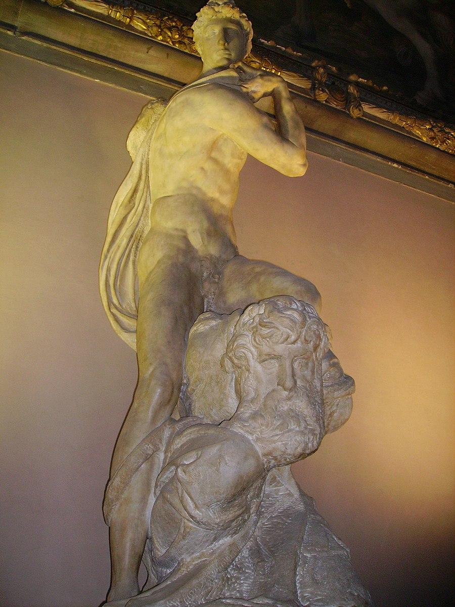 время гений победы микеланджело фото твоя