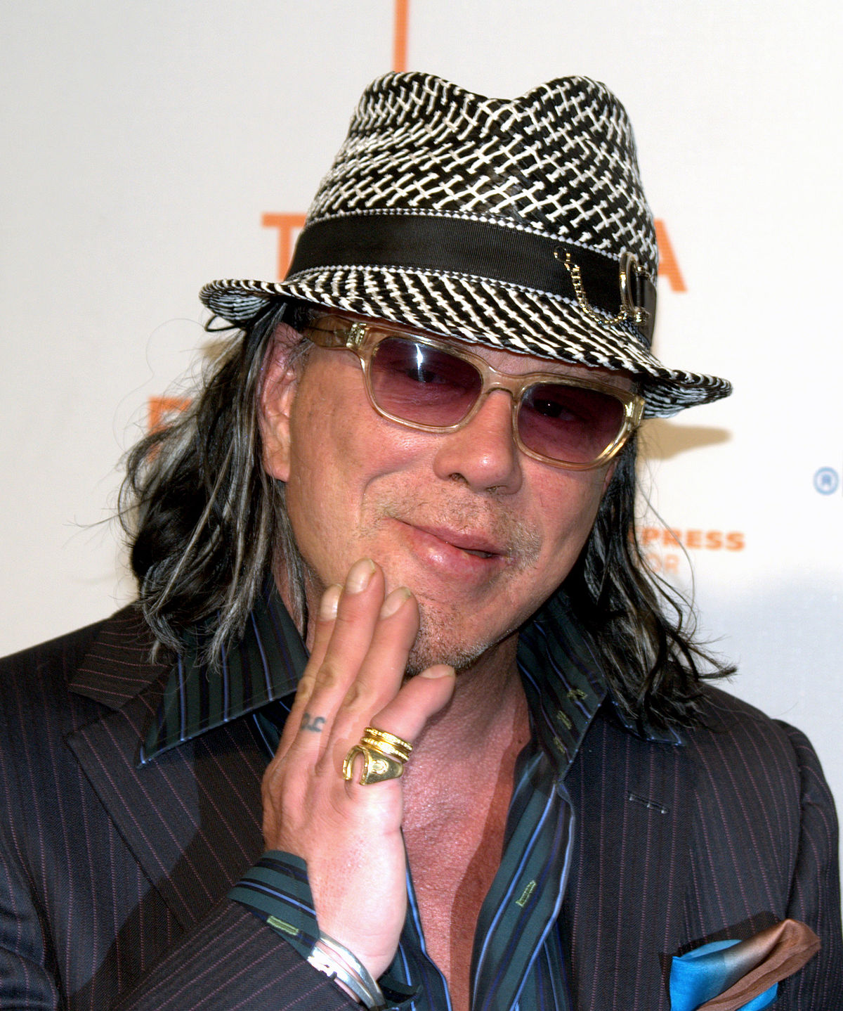 Mickey Rourke Nude Photos 2