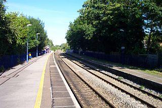 Midgham railway station