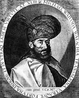Miguel II, Príncipe de Valaquia