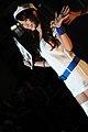 Miki Haruna, Ubisoft promotional model at Tokyo Game Show 20100918 2.jpg
