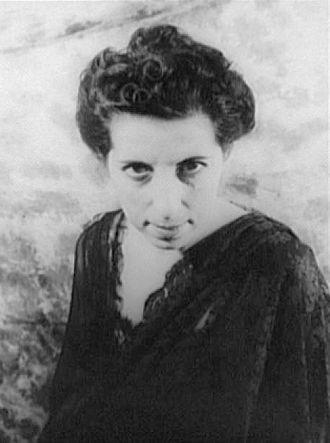 Milena Pavlović-Barili - Milena Pavlović-Barili by Carl Van Vechten, 1940