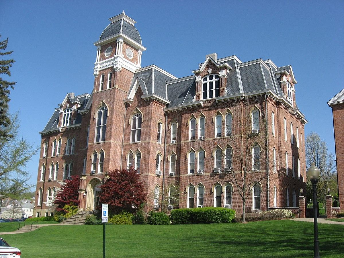 Miller Hall Waynesburg University Wikipedia