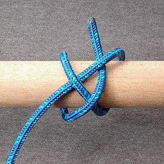 Miller's knot - Image: Millers Knot ABOK 1242
