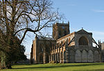 Abbey Church of St Mary, St Sansom and St Branwalader