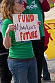 Milwaukee Public School Teachers and Supporters Picket Outside Milwaukee Public Schools Adminstration Building Milwaukee Wisconsin 4-24-18 1042 (39925466160).jpg